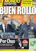 Portada Mundo Deportivo del 28 de Septiembre de 2011