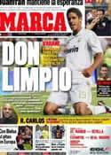 Portada diario Marca del 30 de Septiembre de 2011