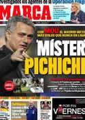 Portada diario Marca del 1 de Octubre de 2011