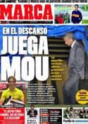 Portada diario Marca del 5 de Octubre de 2011