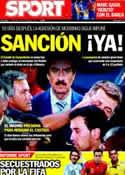 Portada diario Sport del 5 de Octubre de 2011