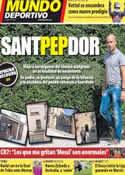 Portada Mundo Deportivo del 10 de Octubre de 2011