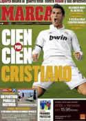 Portada diario Marca del 11 de Octubre de 2011