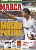 Portada diario Marca del 15 de Octubre de 2011