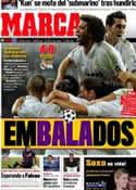Portada diario Marca del 19 de Octubre de 2011