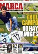 Portada diario Marca del 22 de Octubre de 2011