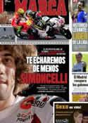 Portada diario Marca del 24 de Octubre de 2011