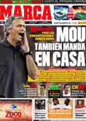Portada diario Marca del 26 de Octubre de 2011