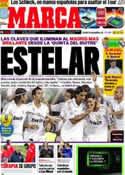 Portada diario Marca del 29 de Octubre de 2011