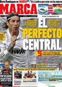 Portada diario Marca del 1 de Noviembre de 2011