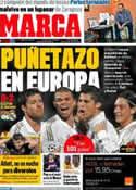 Portada diario Marca del 3 de Noviembre de 2011