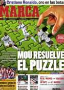 Portada diario Marca del 4 de Noviembre de 2011