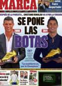 Portada diario Marca del 5 de Noviembre de 2011