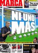 Portada diario Marca del 9 de Noviembre de 2011