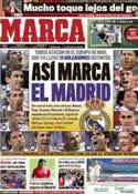 Portada diario Marca del 13 de Noviembre de 2011