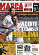 Portada diario Marca del 16 de Noviembre de 2011