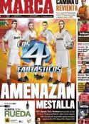 Portada diario Marca del 19 de Noviembre de 2011
