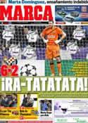 Portada diario Marca del 23 de Noviembre de 2011