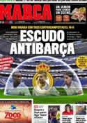 Portada diario Marca del 29 de Noviembre de 2011