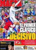 Portada diario Marca del 7 de Diciembre de 2011