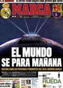 Portada diario Marca del 9 de Diciembre de 2011