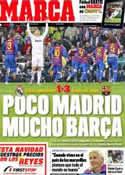 Portada diario Marca del 11 de Diciembre de 2011