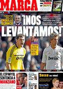 Portada diario Marca del 12 de Diciembre de 2011