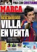 Portada diario Marca del 14 de Diciembre de 2011