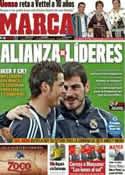 Portada diario Marca del 20 de Diciembre de 2011