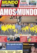 Portada Mundo Deportivo del 20 de Diciembre de 2011