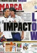 Portada diario Marca del 28 de Diciembre de 2011