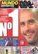 Portada Mundo Deportivo del 7 de Enero de 2012