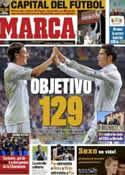 Portada diario Marca del 31 de Enero de 2012