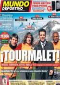 Portada Mundo Deportivo del 11 de Febrero de 2012