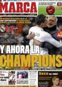 Portada diario Marca del 13 de Febrero de 2012