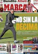 Portada diario Marca del 17 de Febrero de 2012