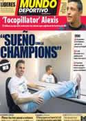 Portada Mundo Deportivo del 24 de Febrero de 2012