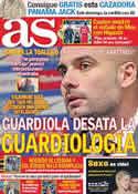 Portada diario AS del 28 de Febrero de 2012