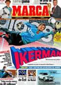 Portada diario Marca del 29 de Febrero de 2012