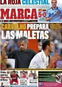 Portada diario Marca del 1 de Marzo de 2012
