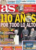 Portada diario AS del 2 de Marzo de 2012