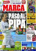 Portada diario Marca del 4 de Marzo de 2012