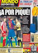 Portada Mundo Deportivo del 5 de Marzo de 2012