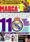 Portada diario Marca del 6 de Marzo de 2012