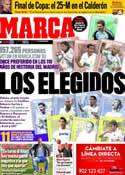 Portada diario Marca del 7 de Marzo de 2012
