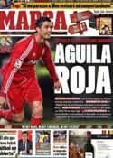 Portada diario Marca del 11 de Marzo de 2012