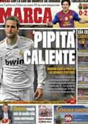 Portada diario Marca del 12 de Marzo de 2012