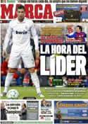 Portada diario Marca del 21 de Marzo de 2012