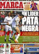 Portada diario Marca del 1 de Abril de 2012