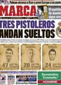 Portada diario Marca del 2 de Abril de 2012